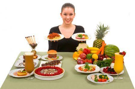 perdere peso mangiando