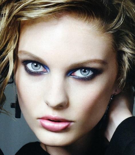 Favorito Il trucco perfetto per gli occhi azzurri - DONNISSIMA EY84