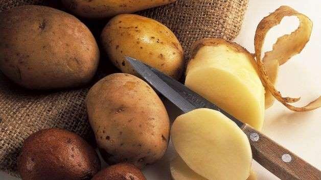 Patate e capelli