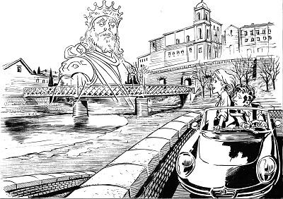 Misteri di Calabria a fumetti