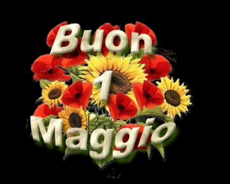 La festa del 1 Maggio in Italia 2014