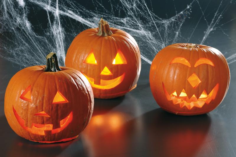 Halloween si avvicina! come preparare una zucca spaventosa???