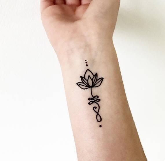 Significato del tatuaggio Unalome