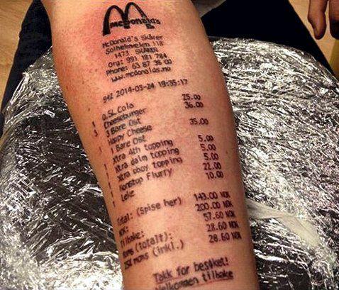 Tatuaggi e piercing: in America colpevoli della disoccupazione