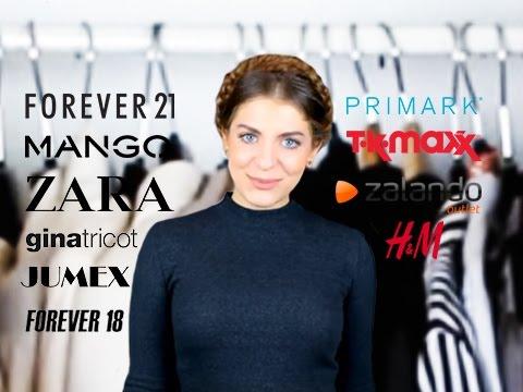 Zara, Mango, F21, e tutti gli altri la moda veloce per tutti
