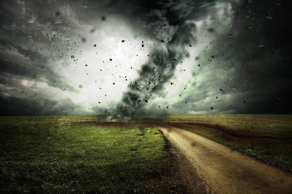 Le perturbazioni catastrofiche