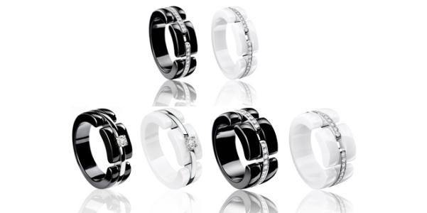 Chanel e la nuova gamma di anelli