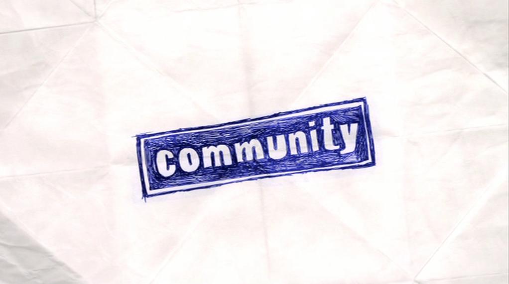 Community: la serie tv