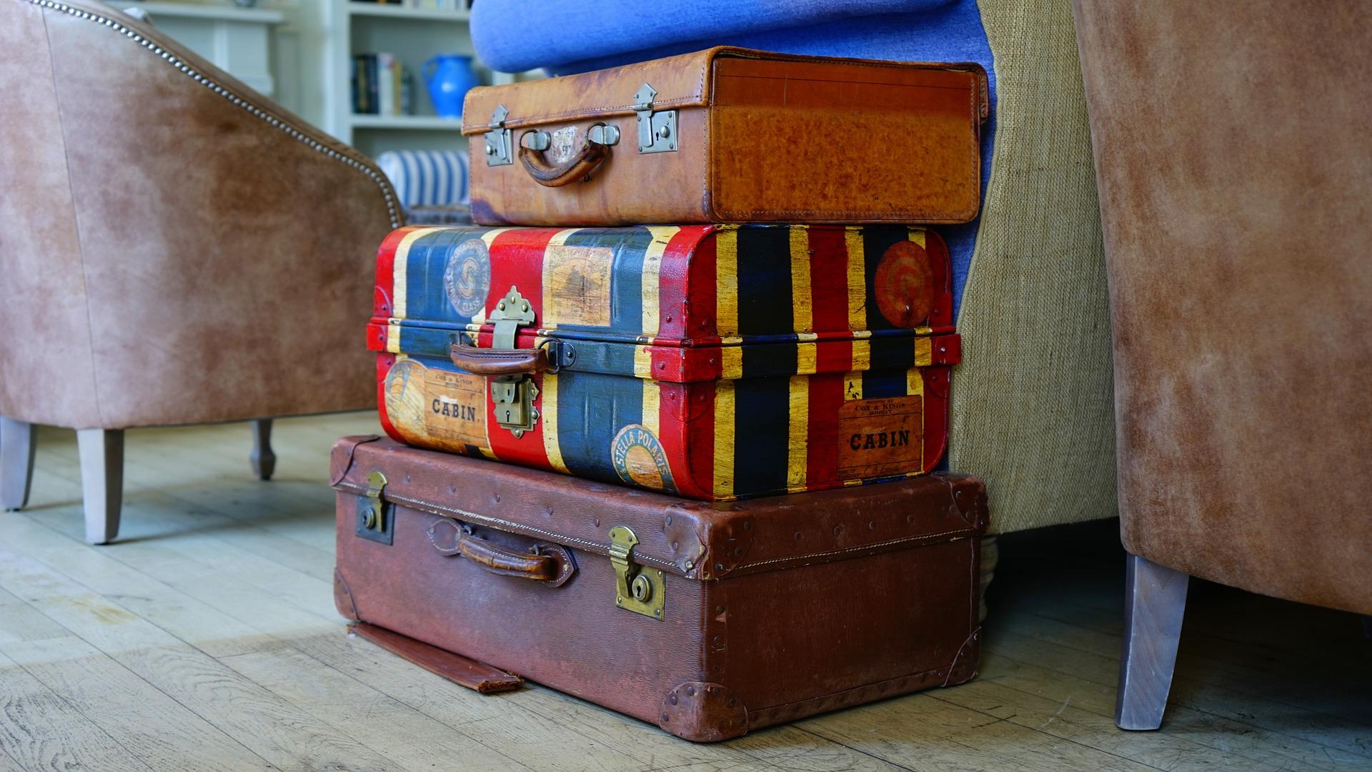 Tre motivi per non riempire troppo la valigia delle vacanze
