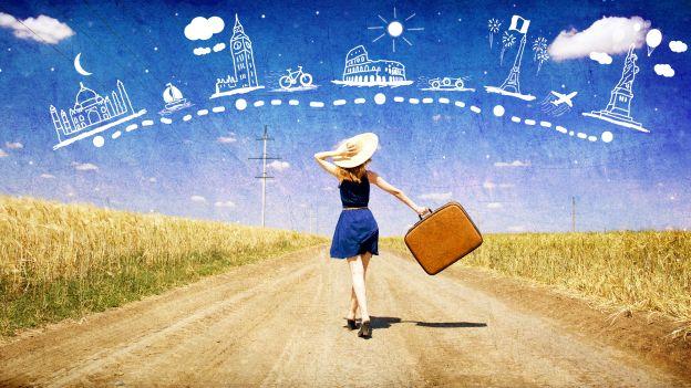 viaggiare è meraviglioso