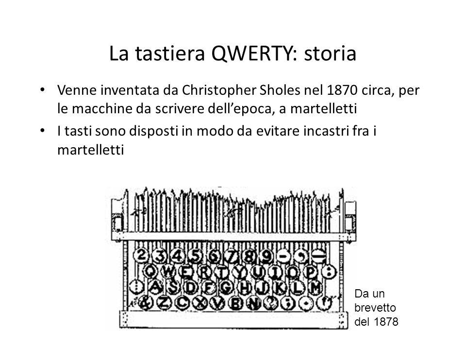 Qwerty e ortografia: la passione indecente continua