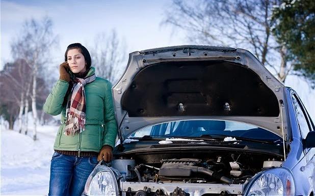 Come accendere una macchina quando fa molto freddo