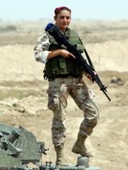 Le donne soldato? Anche in missione, altro che agevolate