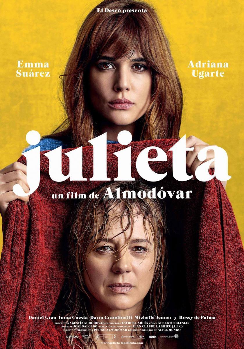 Il rosso si addice a Julieta