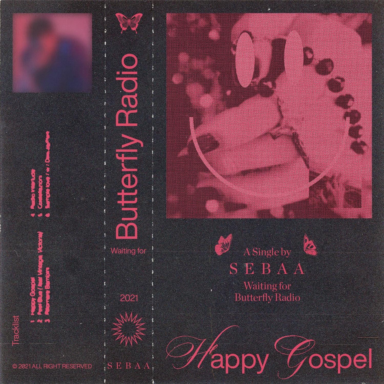Happy Gospel è il nuovo singolo di Sebaa