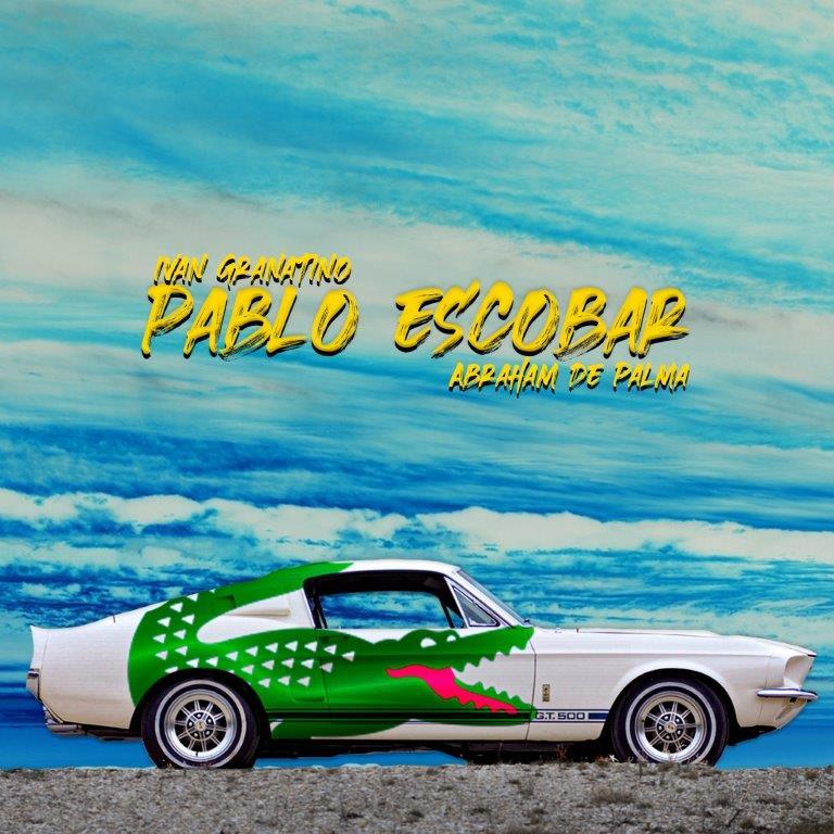 """Da oggi online il videoclip """"PABLO ESCOBAR"""", il nuovo brano"""