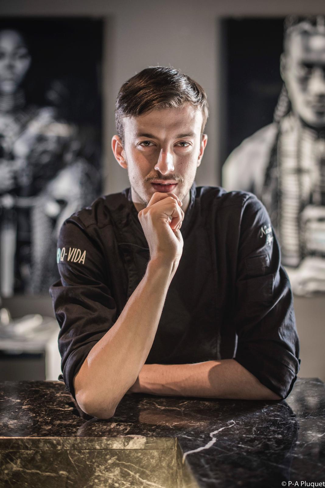 Intervista a Nicola Pepe vincitore di  Hell's Kitchen Italia
