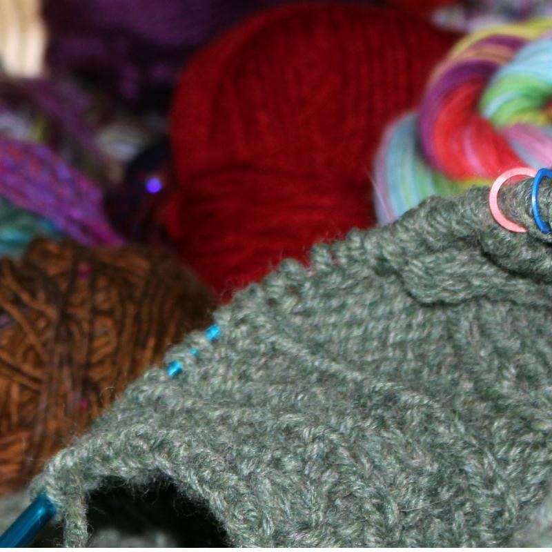 Creare una coperta con i maglioni vecchi