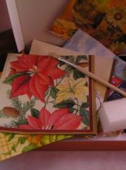 Decoupage : i Tipi di carta