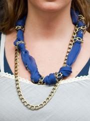 Collane fatte a mano : la collana di nodi