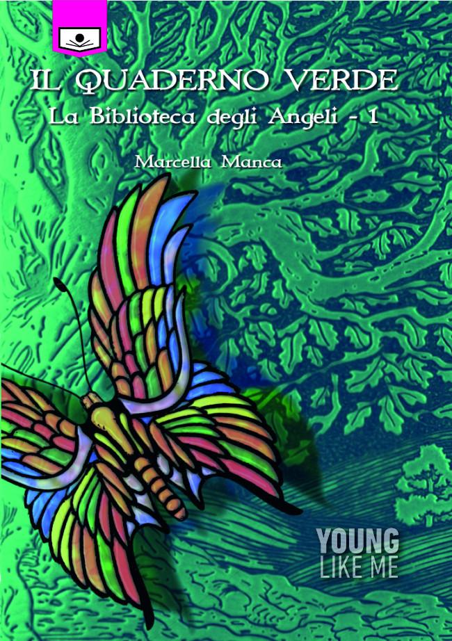 Marcella Manca e il Quaderno verde: l'inizio di una trilogia