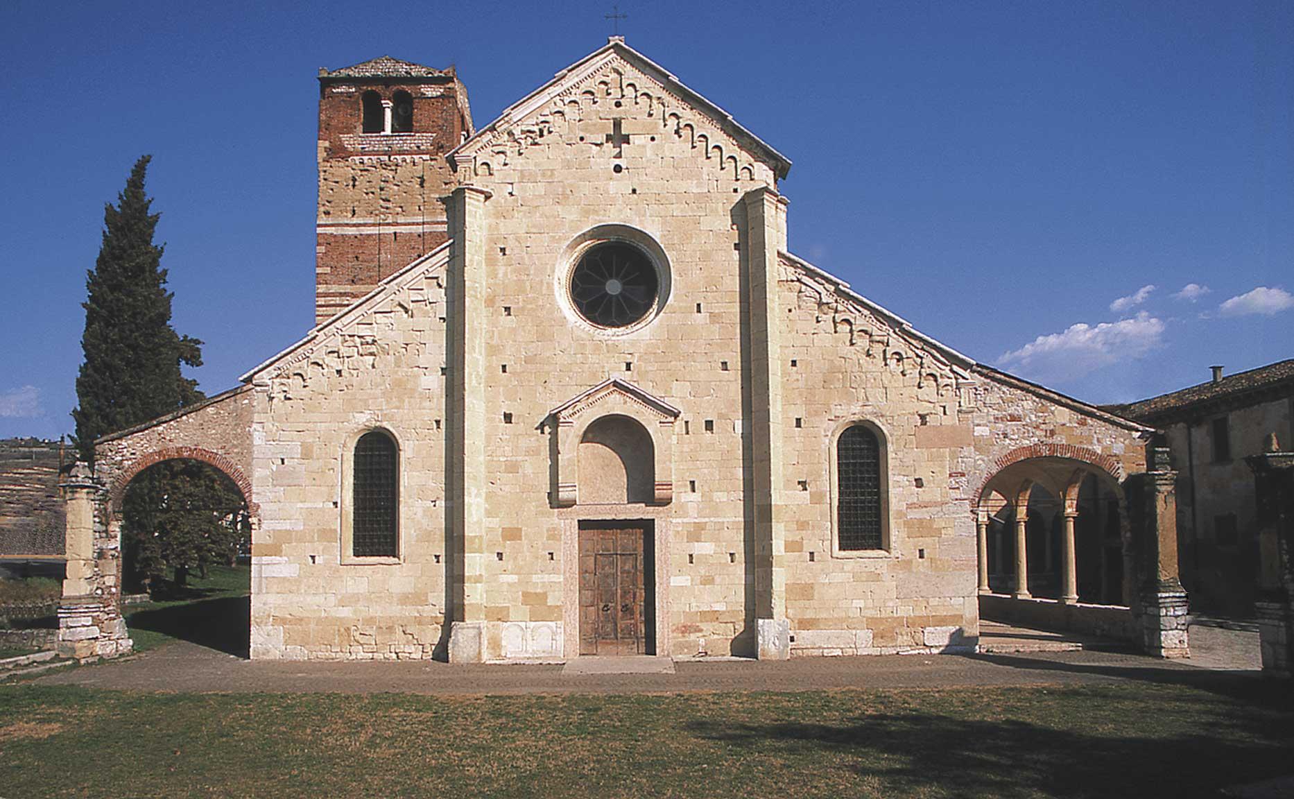 La chiesa e le arti