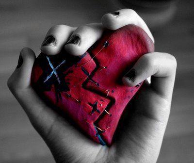 Le cicatrici che porto nel cuore