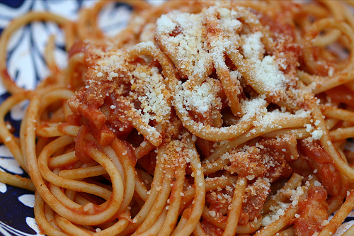 BUCATINI ALL'AMATRICIANA - DONNISSIMA