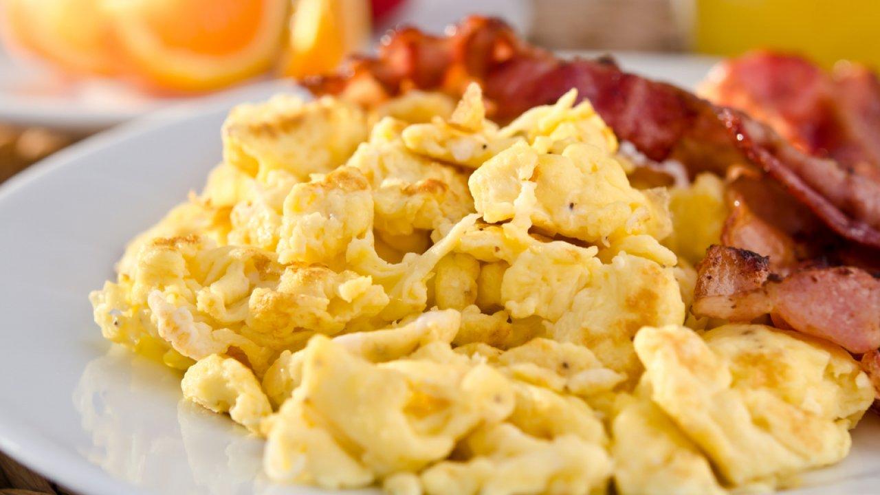 Le uova strapazzate