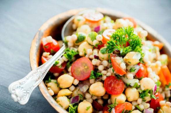 Ricette a basso contenuto calorico e grassi per la cena