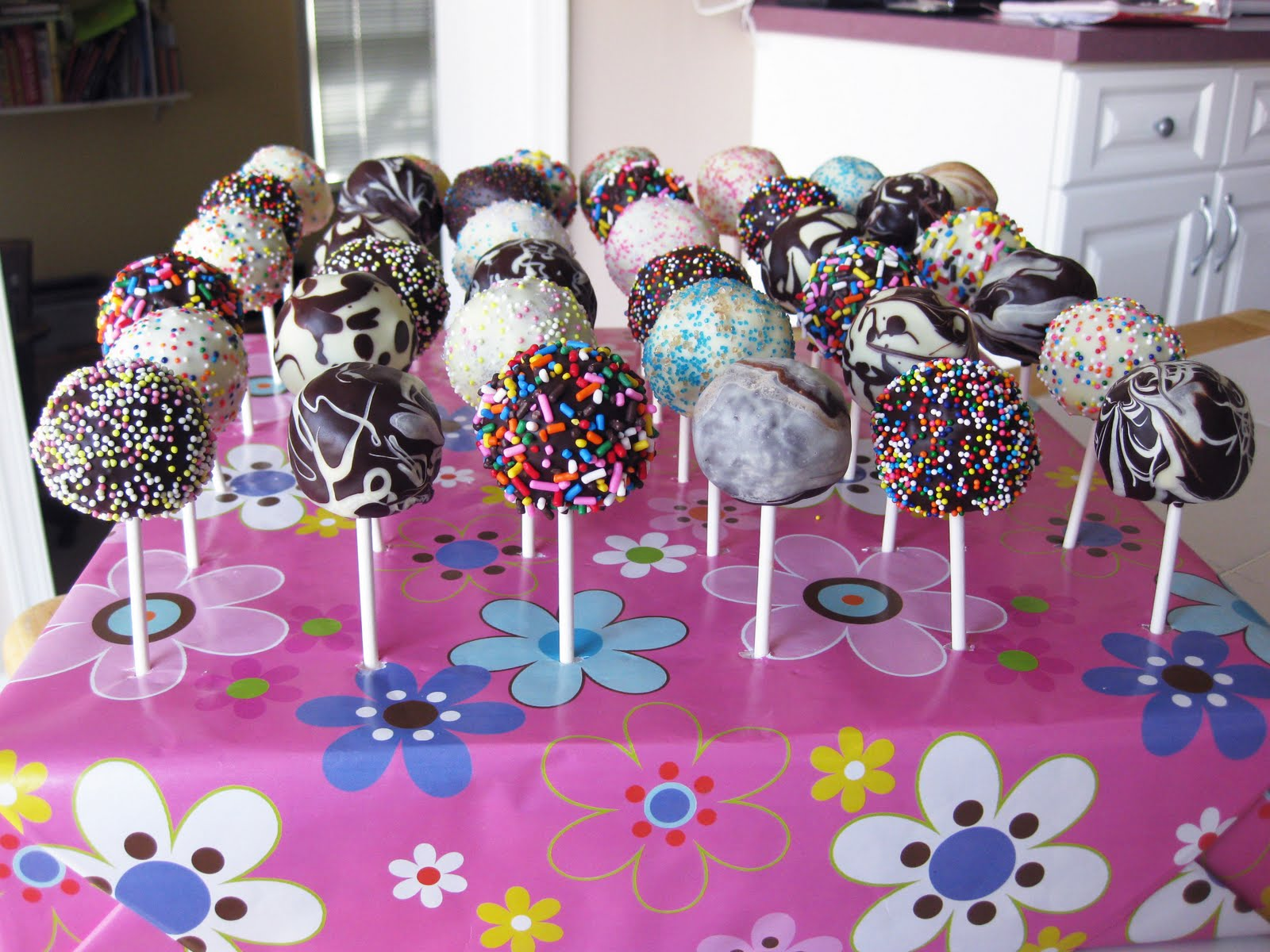 Cake Pops: i lecca lecca di torta, che trendy!!