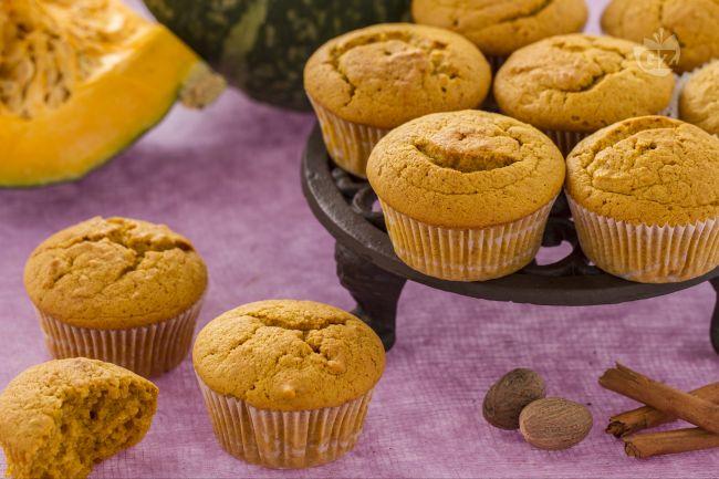 Muffin di Camille alla Zucca