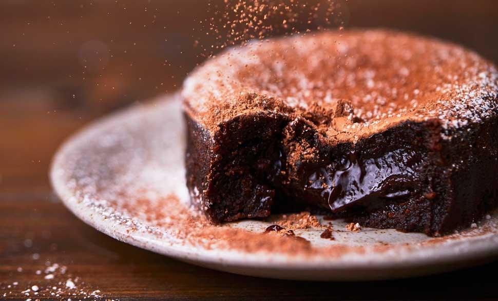 Dolce fondente al cioccolato