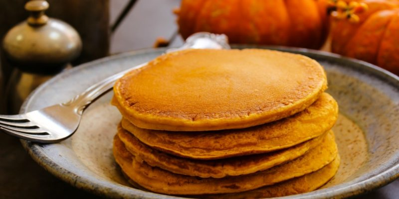 Ricetta dei Pancake…. alla zucca