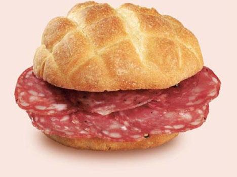 Il panino al salame che le star non possono gustare