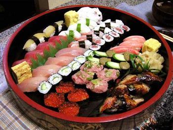 Sushi e Sashimi, la grande moda