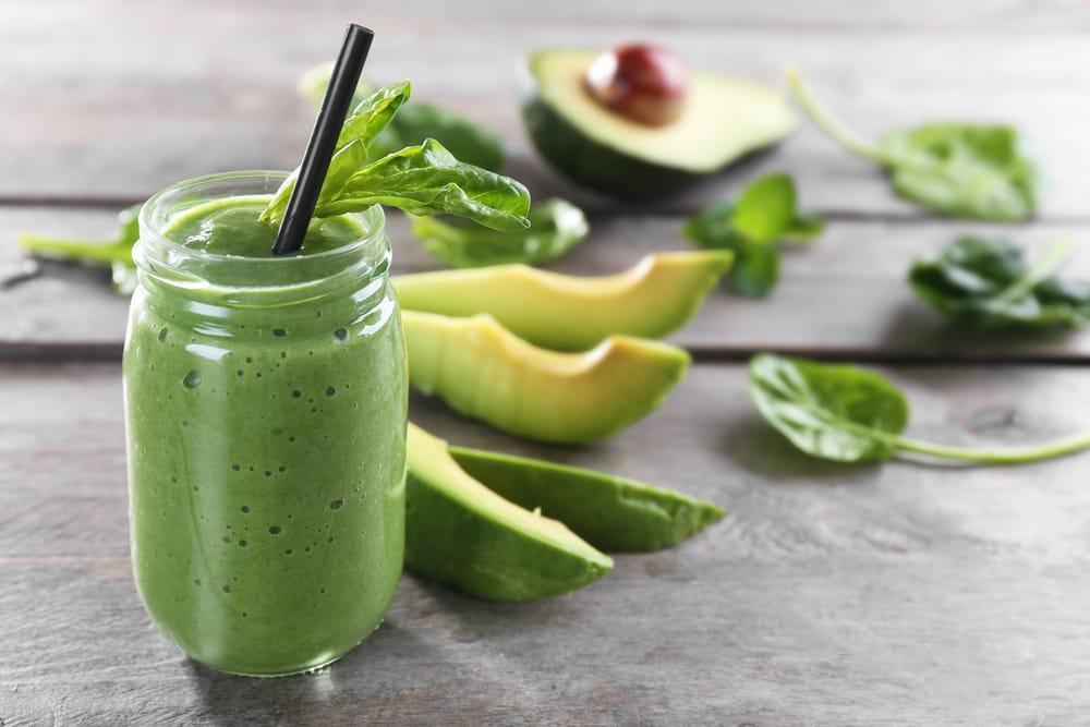 Frullato di avocado