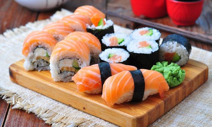 Come fare il sushi in casa 1°