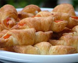 MiniCroissant al Salmone Affumicato