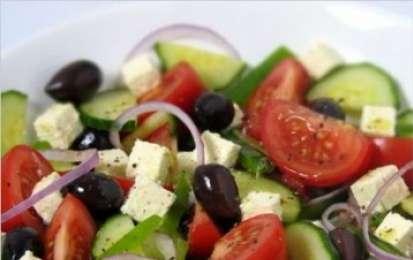 Insalate e contorni - Piatti tipici della cucina greca ...