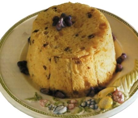 Ricette speciali per gli avanzi di Natale: budino di panettone