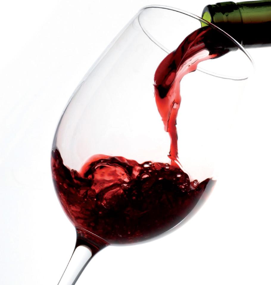 Quante calorie contiene un bicchiere di vino?