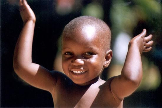 Il sorriso dei bambini