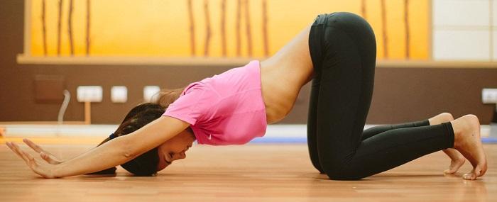 Come fare esercizi ipopressivi per il postpartum