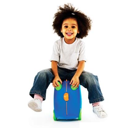 La valigia dei bambini