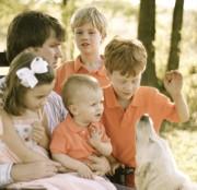 Famiglia numerosa o figli unici  ?